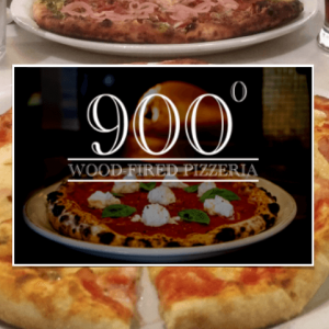 900 Degrees Gift Certificate Pizza ig
