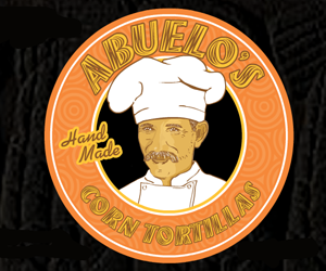Abuelo's Corn Tortillas