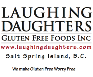 Laughing Daughters Bakery @ Salt Spring Market | British Columbia | Canada
