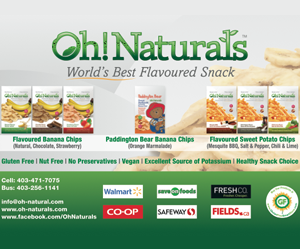 Oh! Naturals Flavoured Snacks