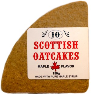 "Black Cat Confections ""Scottish Oatcakes"""