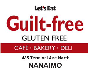 Let's Eat Guilt Free Cafe Bakery Deli