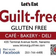 Let's Eat Gluten Free