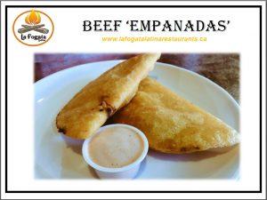 gluten-free beef-empanada