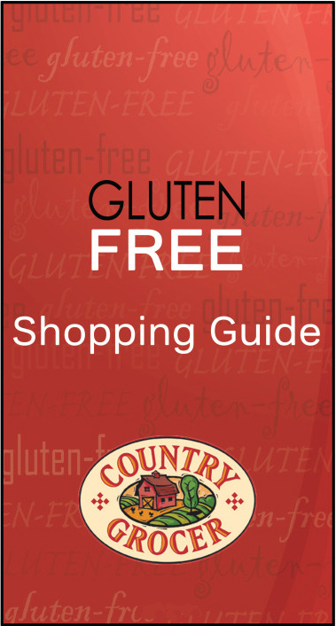 Gluten Free Shopping Guide