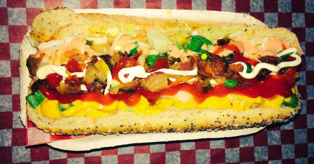 Gluten-Free Hot Dogs La Fogata Latina copy