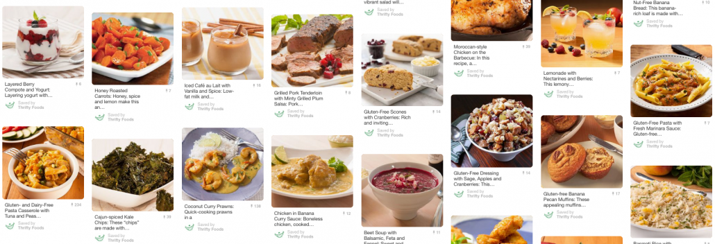 Gluten-Free Recipes Thrifty Foods