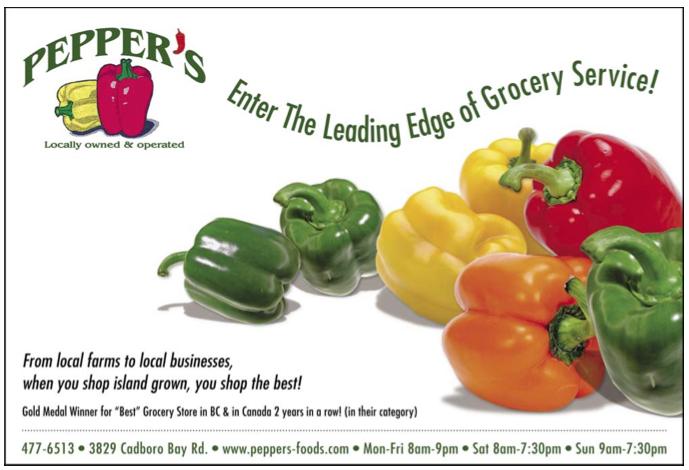 Pepper's Foods Cadboro Bay