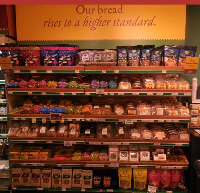 gluten-free baking granola bread