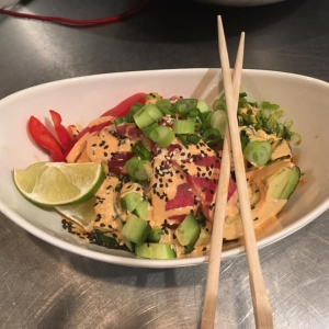 Poke Bowl Pirate Chips Nanaimo ig