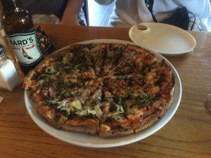 Six Mile Pizza.