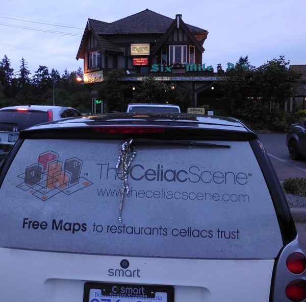 Great Food, Gluten Free At Six Mile Pub In Victoria