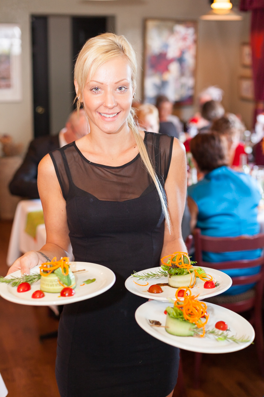 celiac menu restaurant