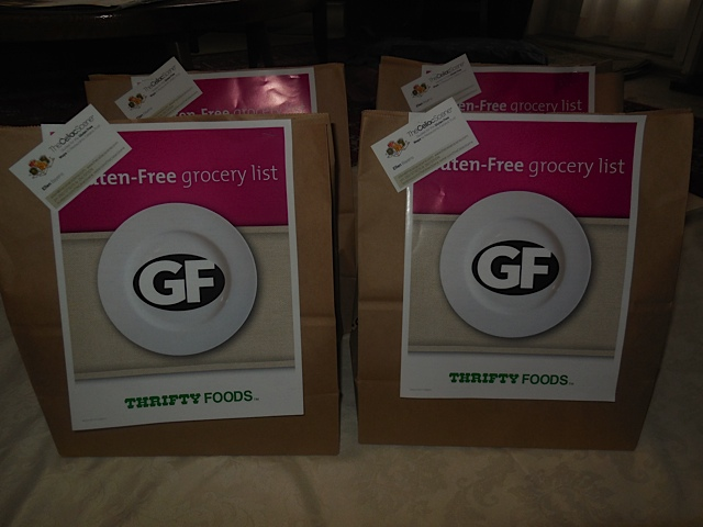 Gluten Free Goodie Bag