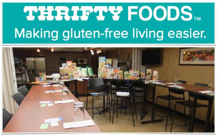 Gluten Free LIving Classes