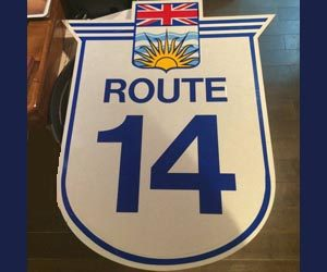 Route 14 Sooke