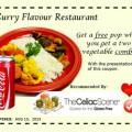 Coupon Curry Flavour