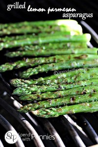 Delicious-grilled-asparagus-topped-with-grilled-lemon-and-parmesan-Amazing-summer-side