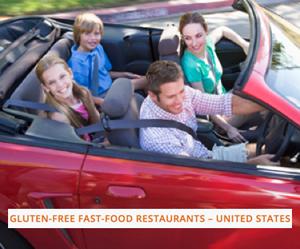 Gluten Free Fast Food USA