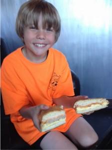 Serious Gluten Free Sandwich