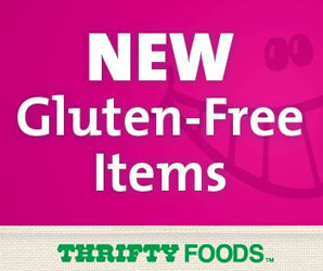New Gluten Free Items