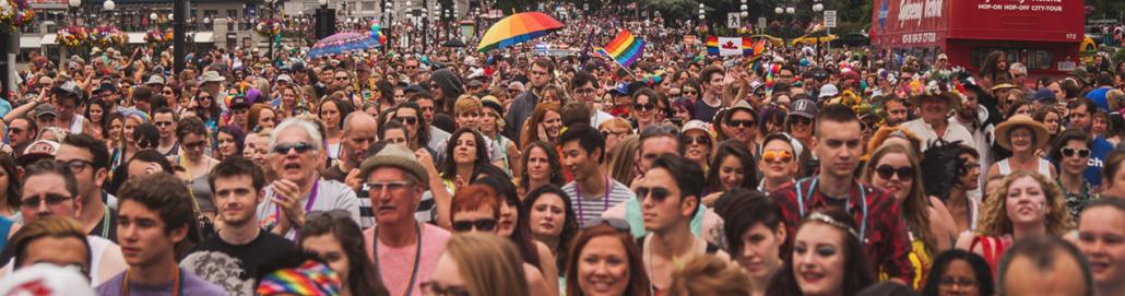 Victoria Pride Festival 2016