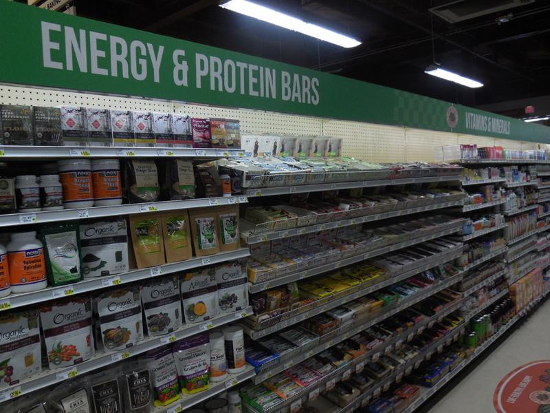 energy protein bars