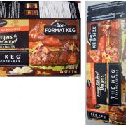 Food Recall Keg