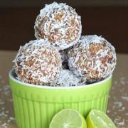 Key Lime -Coconut-Energy-Bites