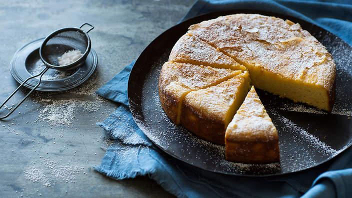 Best Friend Gluten-Free Orange Almond Cake in Victoria, BC