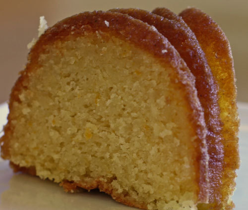 Best Friend Gluten-Free Orange Almond Cake in Victoria, BC