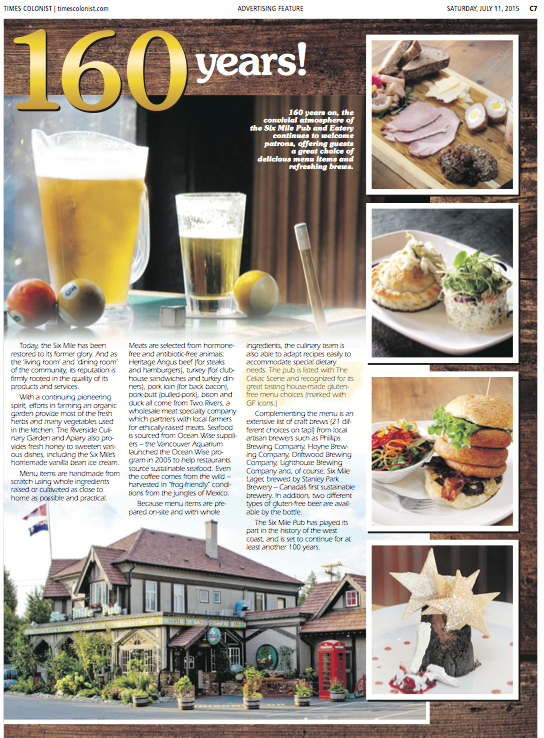 Six Mile Pub Page 2