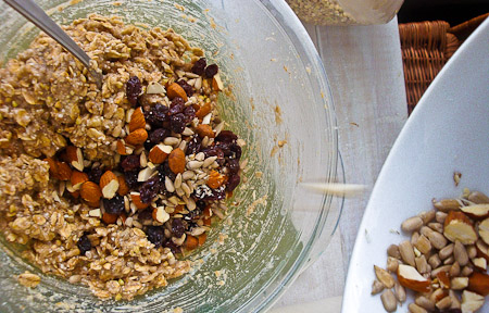 buckwheat trail mix