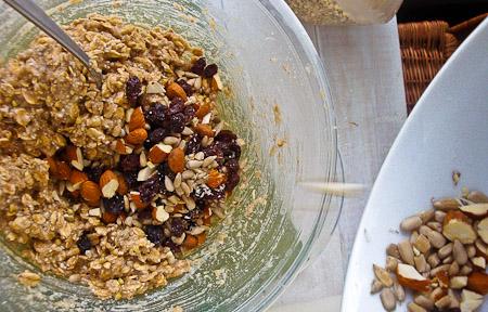 buckwheat trail mix