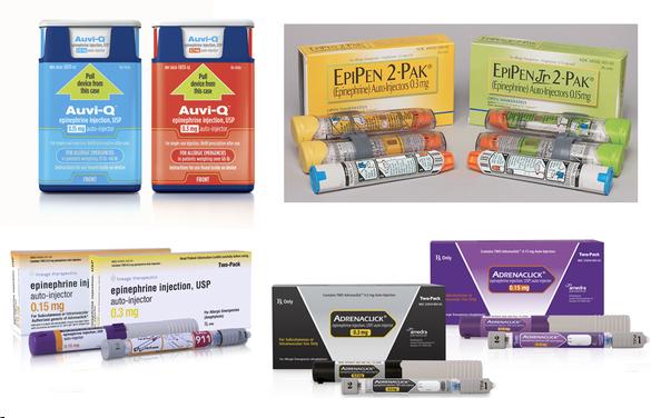 Allergen Auto Injectors