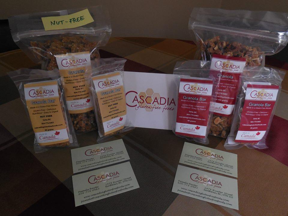 Cascadia Gluten-Free Foods