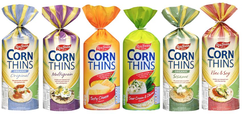 Image result for corn thins