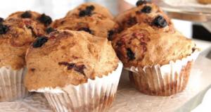 Hello Sunshine Muffins