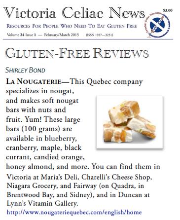 La Nougaterie Review