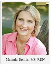 Melinda Dennis, MS, RDN