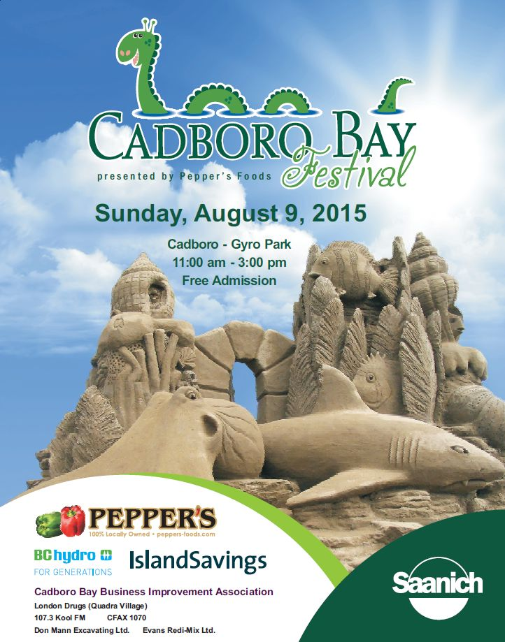 Cadboro Bay Day