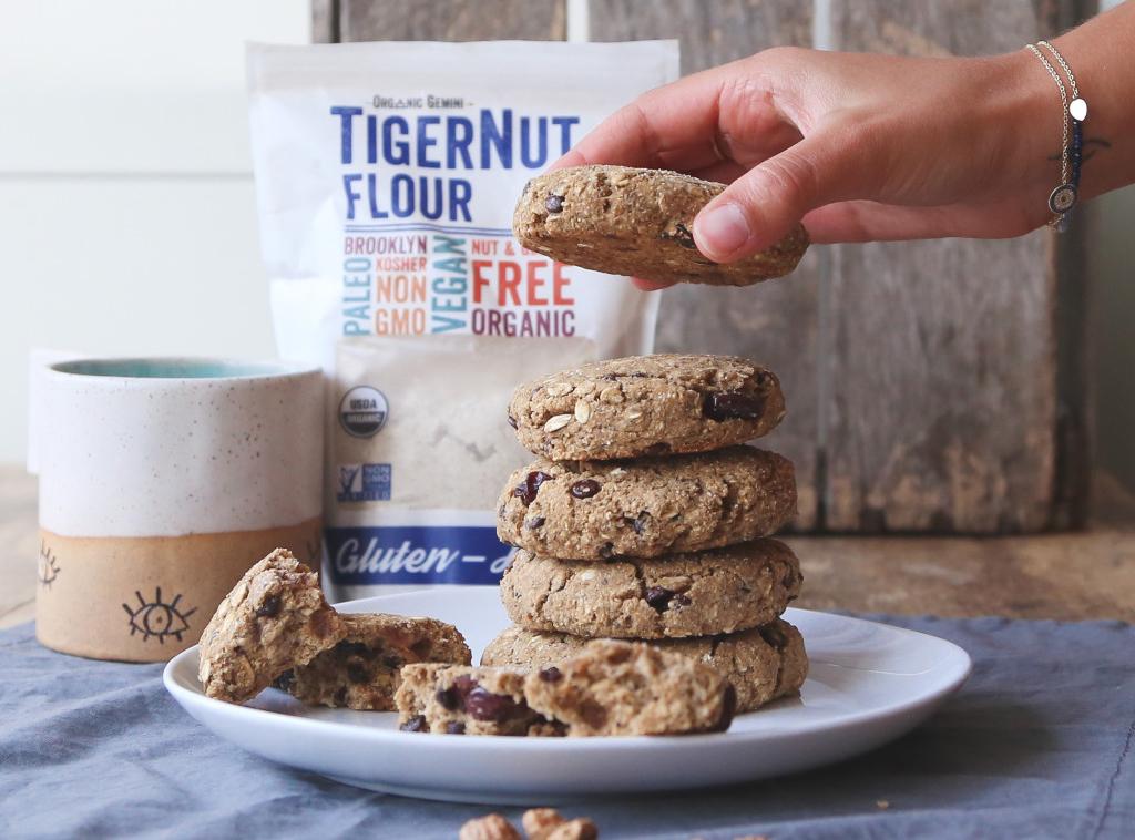 Tigernut Breakfast Cookies