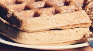 Yeast raised waffles
