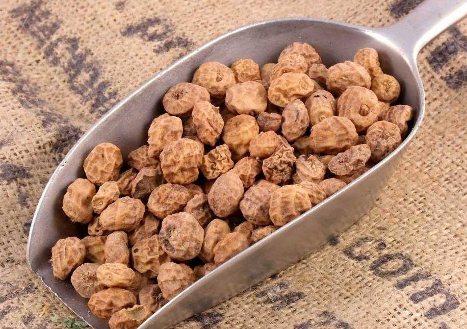 recipe: tiger nuts horchata [12]