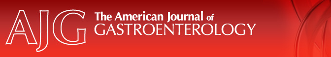 American Journal of Gastroenterology.
