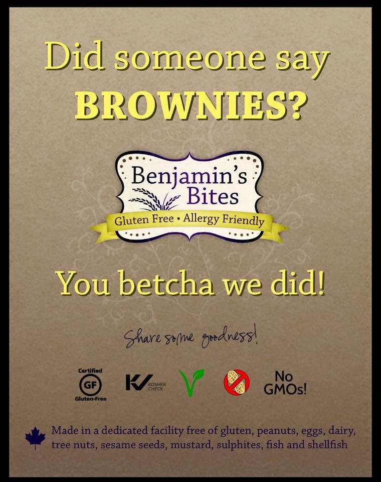 Benjamin's Brownies 3