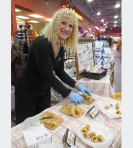 Bake My Day Tarts, Sausage Rolls & Spanakopita Sampling @ Market on Millstream | Victoria | British Columbia | Canada