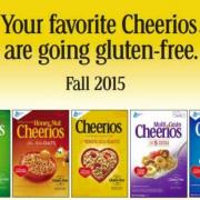 Gluten Free Cheerios