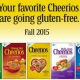 Gluten Free Cheerios 2