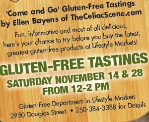 Stella's Gluten-Free Perogies @ Lifestyle Markets | Victoria | British Columbia | Canada